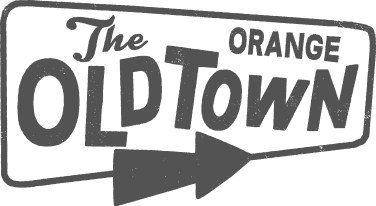 The OLD TOWN ORANGE
